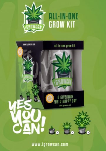 comprar grow kit sweed