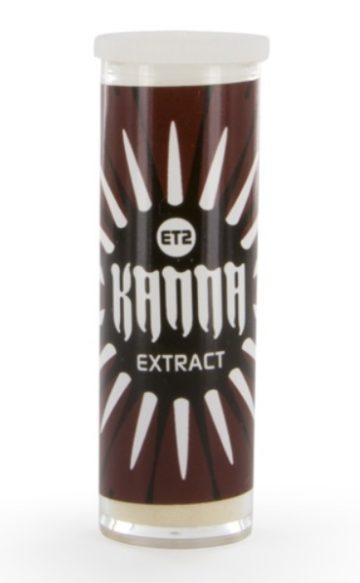 Bote de kanna extracto ET2